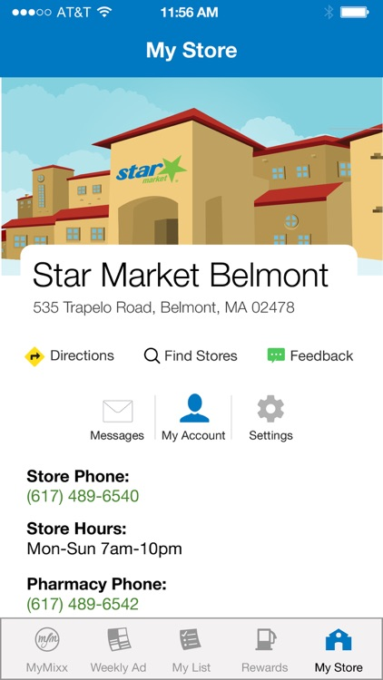 Star Market screenshot-4