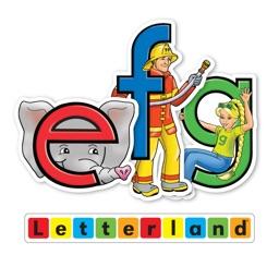 Letterland Stories EFG