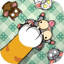 Tap The Rat - Kitty Quick Tap Mouse! and Fun Game