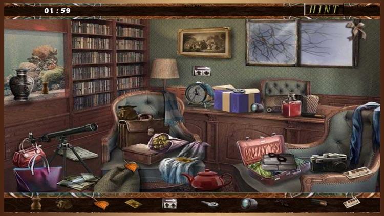 Hidden Object Fear of The Dark screenshot-4