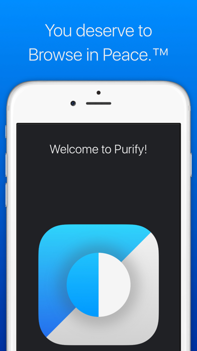 download Purify: Ad Blocking Perfected. apps 1