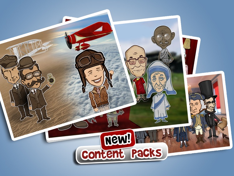 Puppet Pals HD Director's Pass screenshot-4
