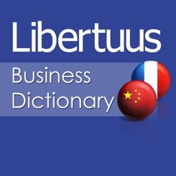 Libertuus Dictionnaire Français-Chinois d'affaires
