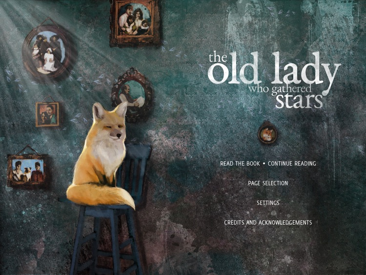 The Old Lady Who Gathered Stars Lite