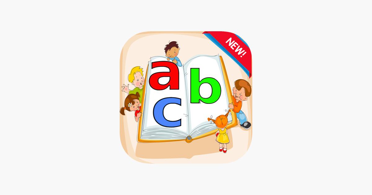 Englisch Alphabet Malbuch Fun Games für Kinder im App Store