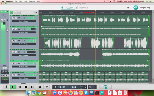 Songtree Music Maker Screenshot