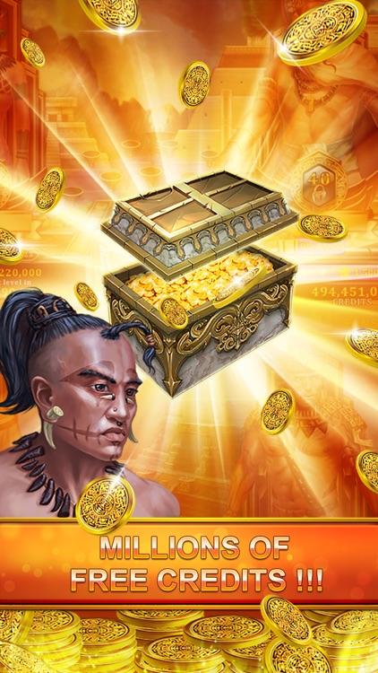 Slots™ - Maya's Way : FREE Vegas Casino Slots screenshot-4