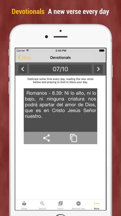 Bible Reina Valera screenshot-3