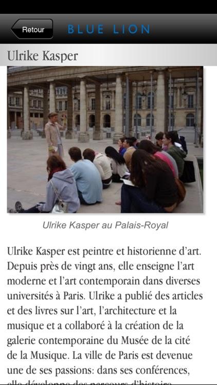 Paris - Aperçu du Guide du Palais-Royal screenshot-3