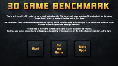 点击获取3D Game Benchmark