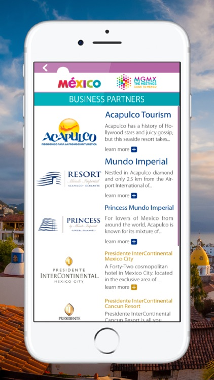 MGMX -Meetings Guide To Mexico screenshot-4