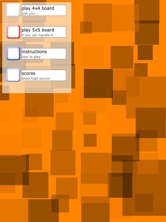 Woggle Swap HD screenshot-4