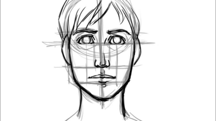 Portrait Drawing Academy screenshot-4