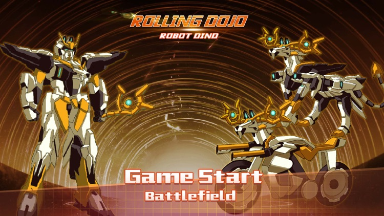 R-Dojo the Windwalker: Triple-form  Hunting Games screenshot-0