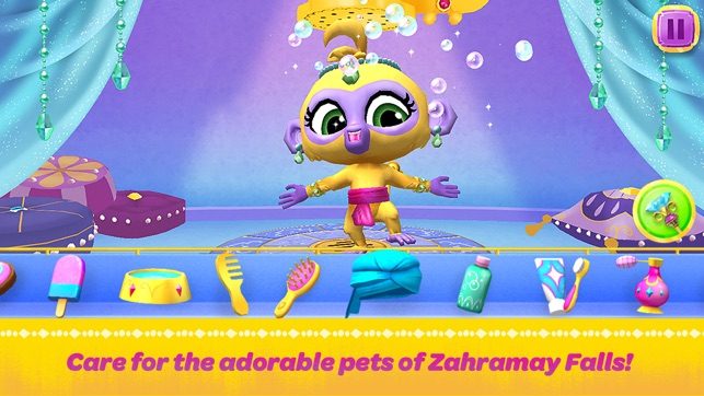 3b02074e95 Shimmer and Shine: Genie Games on the App Store