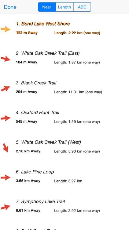 Make My Trail screenshot-3