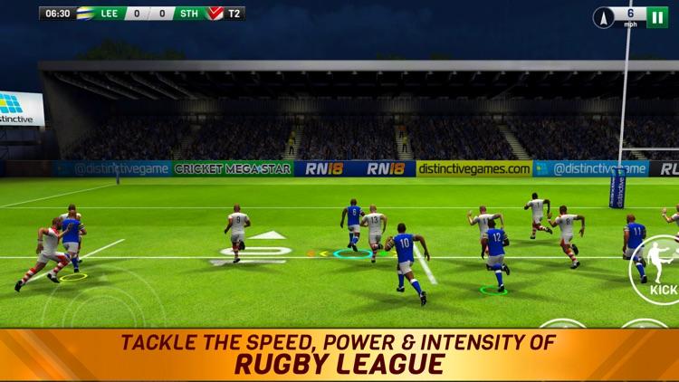 Rugby League 18 screenshot-0