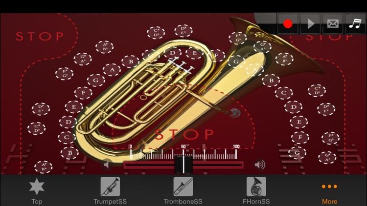 Brass instrumentSS screenshot-4