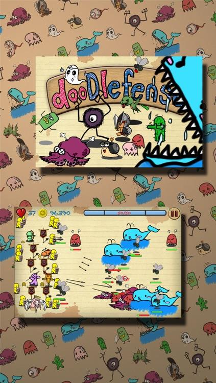 dooDlefense (Doodle Defense)
