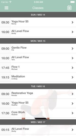 Inner Bodyworks Yoga On The App Store