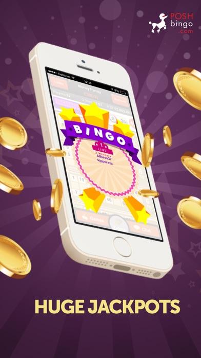 Posh Bingo™ – Bingo and Slots screenshot two