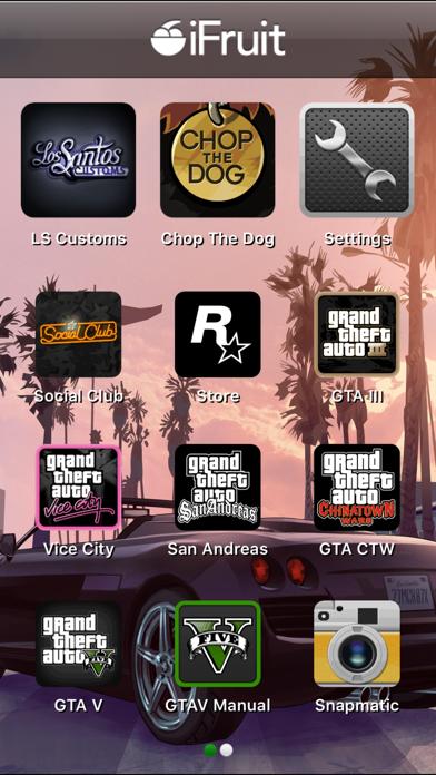 Grand Theft Auto: iFruitのおすすめ画像1