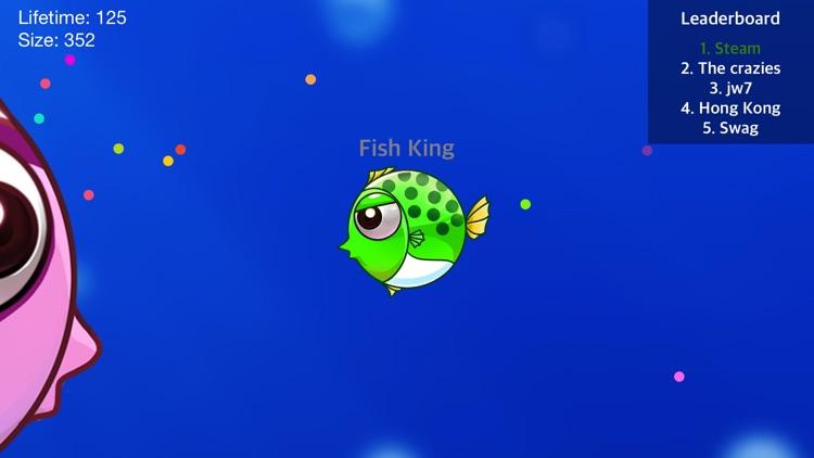 Fish War: World of Shark - Hungry Feeding Game screenshot-3