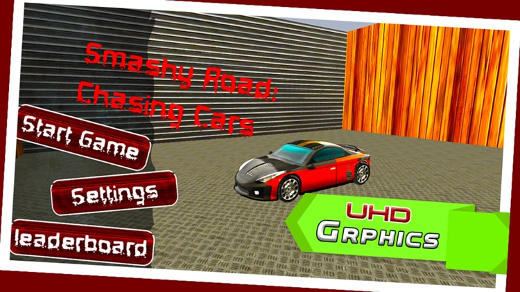 Smashy Road: Chasing Cars