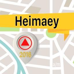 Heimaey Offline Map Navigator and Guide