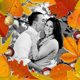 Autumn Photo Frames Pic Collage & Photo Editor