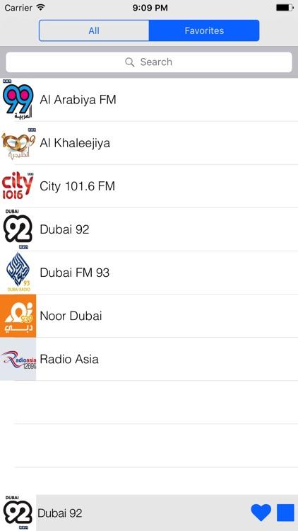 Dubai Music Radio