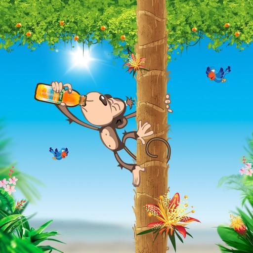 Pulpy Jump: акробатика и паркур в тропических джунглях