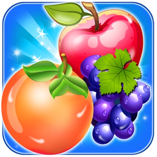Jelly Fruit Star - Sweet Blast