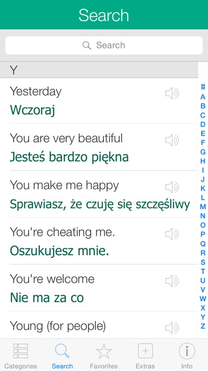 Polish Pretati - Speak with Audio Translation screenshot-3