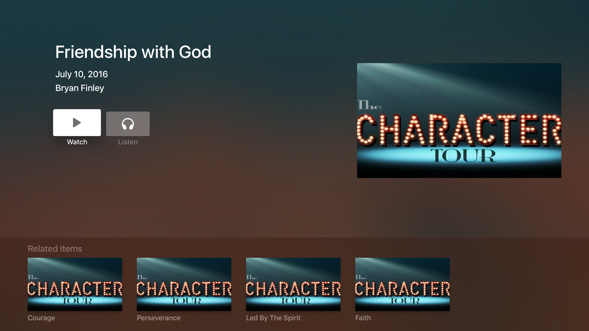 Hope Chapel Apex screenshot 9