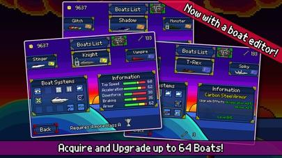 Pixel Boat Rushのおすすめ画像3