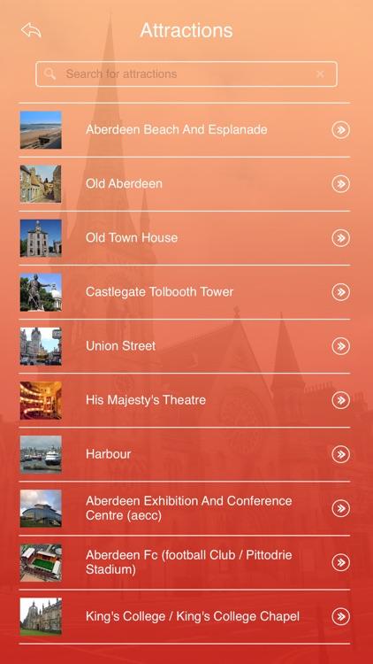 Aberdeen Travel Guide