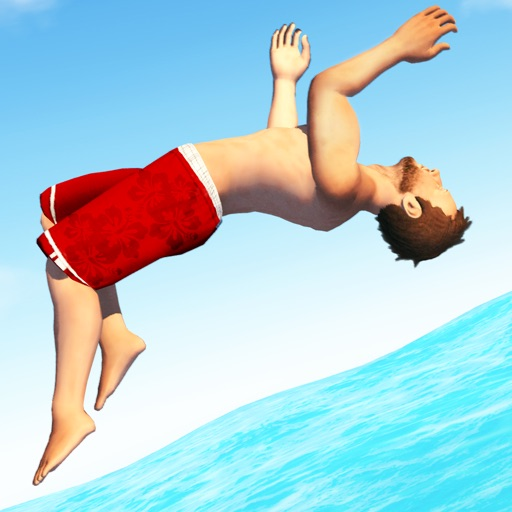 Download Flip Diving free for iPhone, iPod and iPad