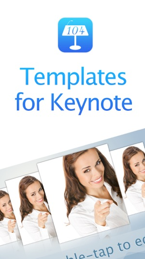 Themes for Keynote - Templates for iPad and iPhone Screenshot
