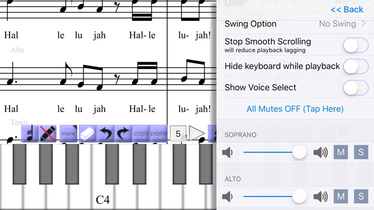 iWriteMusic screenshot-3