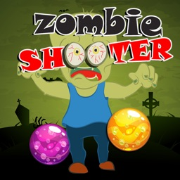 Zombie Bubble Shooter Adventures for Kids