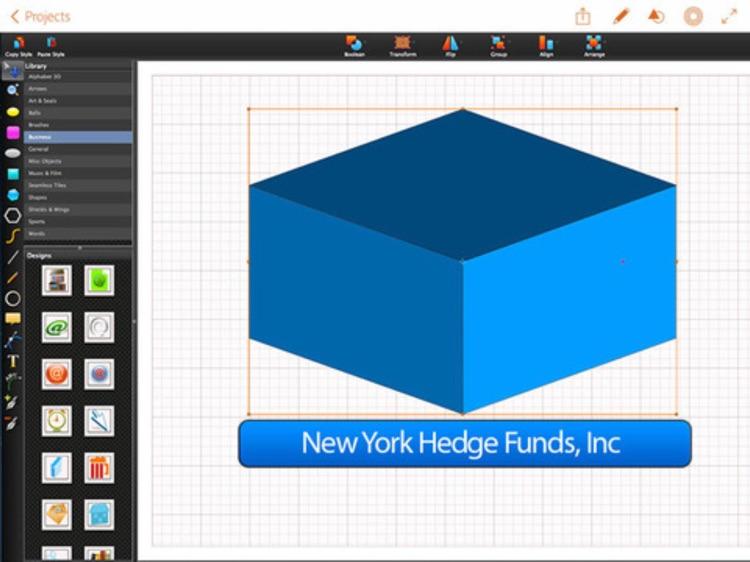 iDraw Plus - Sketch, CAD Architecture & Art Design