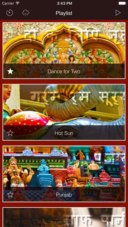 Bollywood Carnatic Music Tamil Lounge Hindi Songs screenshot-4