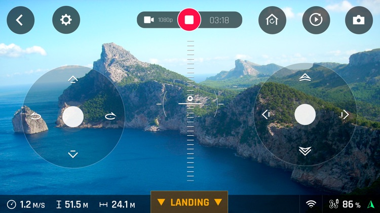 FreeFlight Pro. screenshot-2
