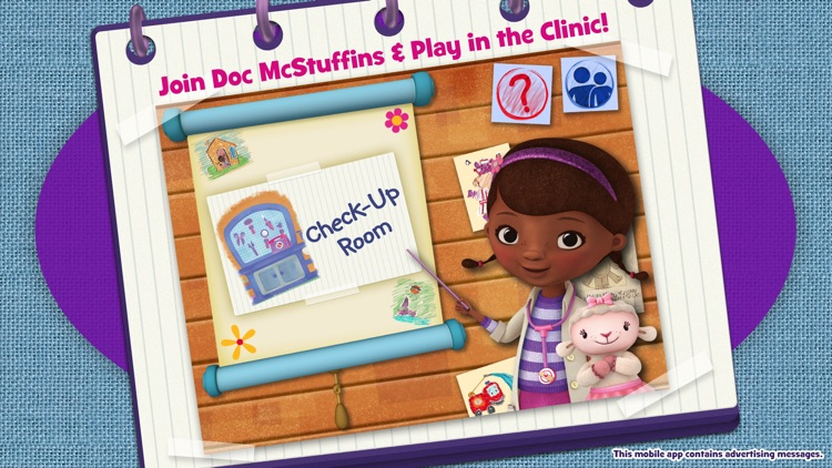 Doc McStuffins Color and Play screenshot-0