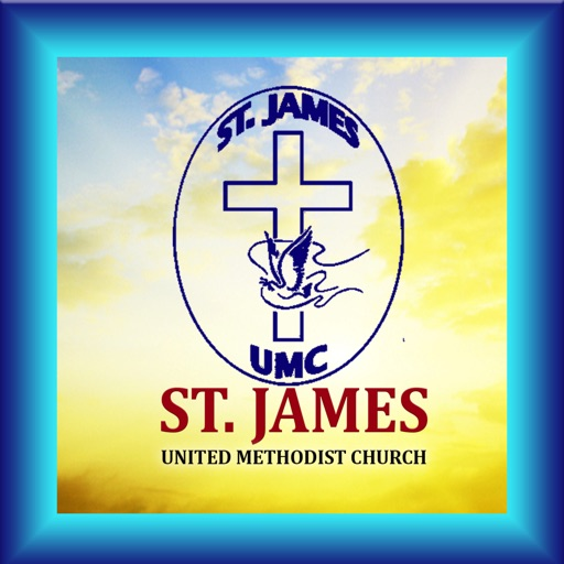 St. James UMC Alpha icon