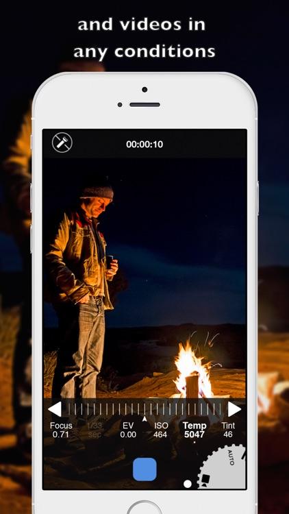 Cam Control - Manually control your camera screenshot-3