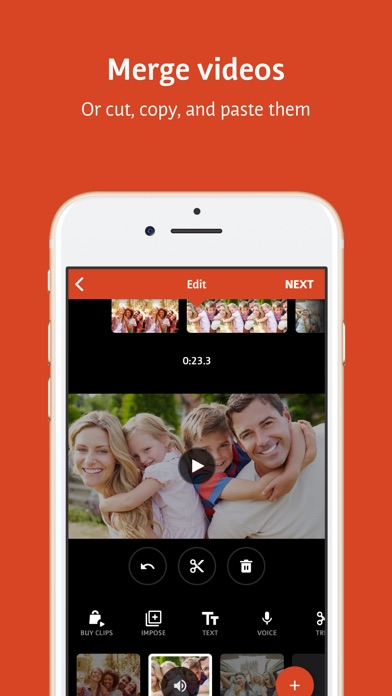Videoshop - Video Editor iPhone