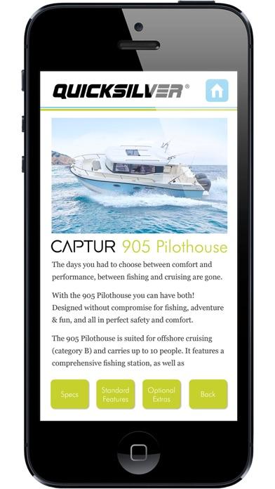 Quicksilver Boats UK screenshot three