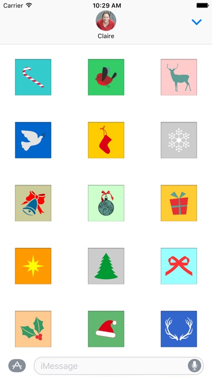 Advent Stickers screenshot-1
